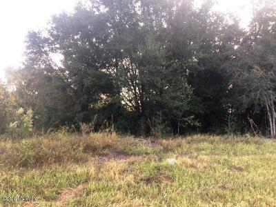 Belleview Residential Lots & Land For Sale: SE Us Hwy 441/27