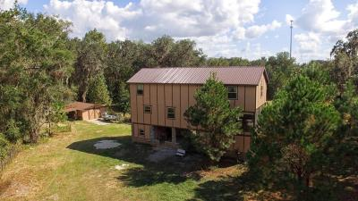 Single Family Home For Sale: 15375 N Us Highway 27