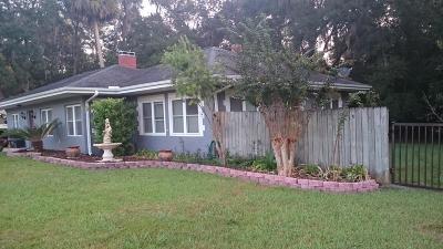 Williston Single Family Home For Sale: 457 NE 2nd Street