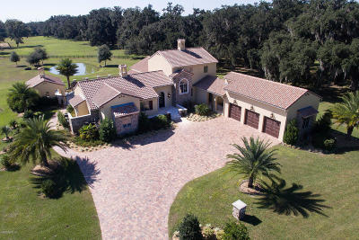 Dunnellon Farm For Sale: 12500 SW 140th Loop
