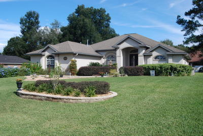 Belleview Single Family Home For Sale: 10345 SE 42nd Court