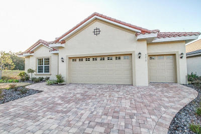 Dunnellon Single Family Home For Sale: 7210 SW 179th Court Road