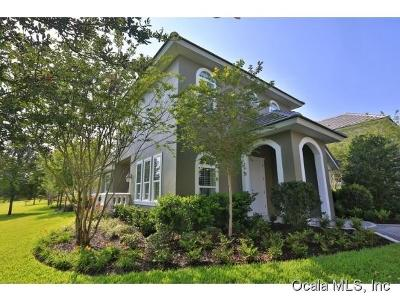 Ocala Single Family Home For Sale: 8135 NW 26th Lane