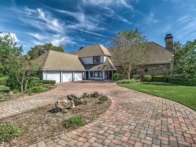 Ocala Single Family Home For Sale: 6135 SW 21st Avenue Rd