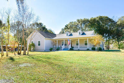 Micanopy Single Family Home For Sale: 8024 NW 230th Street