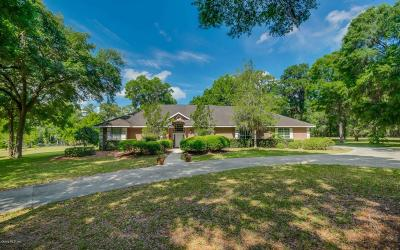 Ocala Single Family Home For Sale: 9174 SE 7th Avenue Road