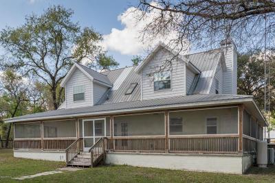 Morriston Single Family Home For Sale: 2651 SE 130th Avenue