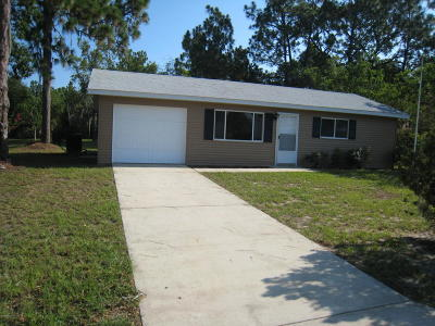 Rental Leased: 8463 SW 105th Place