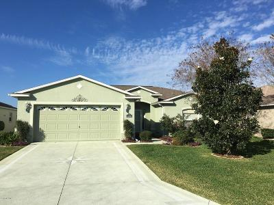 Single Family Home For Sale: 16206 SW 12th Terrace