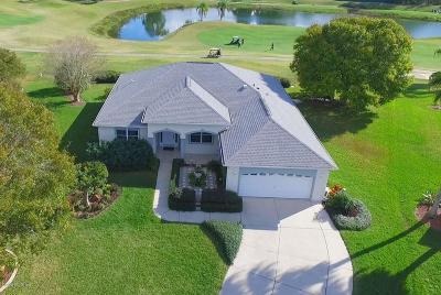 Lake County, Marion County Single Family Home For Sale: 13813 Del Webb Boulevard