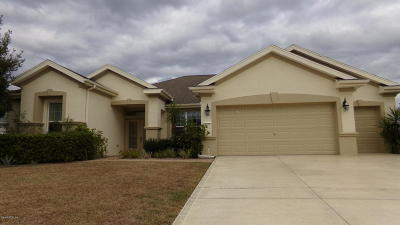 Summerfield FL Single Family Home For Sale: $270,000
