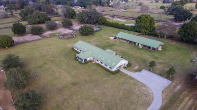 Ocala Farm For Sale: 6395 S Magnolia Avenue