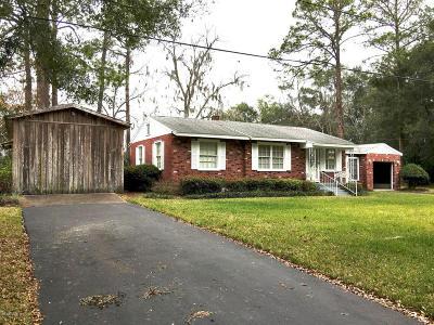 Williston Single Family Home For Sale: 546 NE 2 Street
