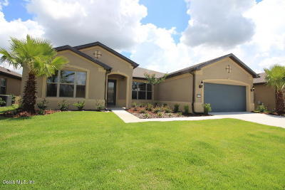 Stone Creek Single Family Home For Sale: 10025 SW 77th Loop
