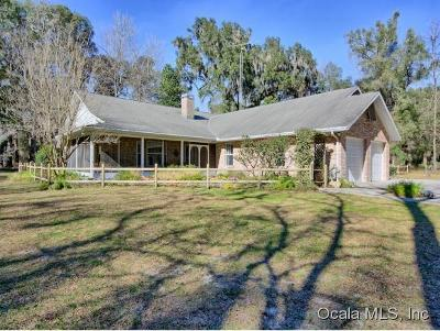 Single Family Home For Sale: 13520 County Road 245