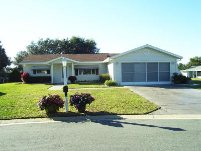 Spruce Creek So Single Family Home For Sale: 17648 SE 108 Terrace