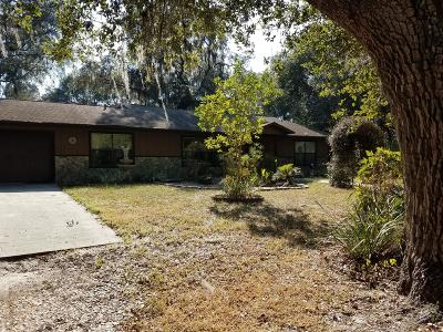 Summerfield Single Family Home For Sale: 6770 SE 135th Street