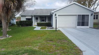 The Villages Single Family Home For Sale: 1209 Panama Place