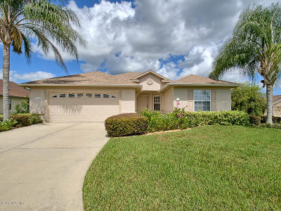 Summerfield FL Single Family Home For Sale: $209,900