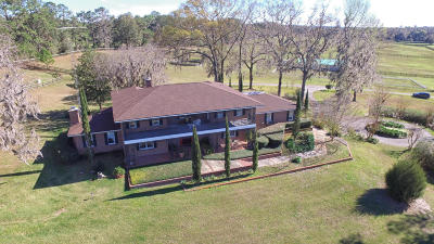 Micanopy Farm For Sale: 9400 NW 193rd Street
