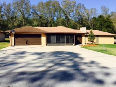 Dunnellon Single Family Home For Sale: 21075 SW Plantation Street