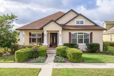 Ocala Single Family Home For Sale: 2803 SE 49th Road