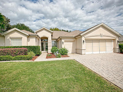 Summerfield FL Single Family Home For Sale: $329,000