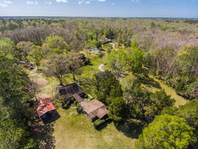Levy County Single Family Home For Sale: 3550 County Road 326