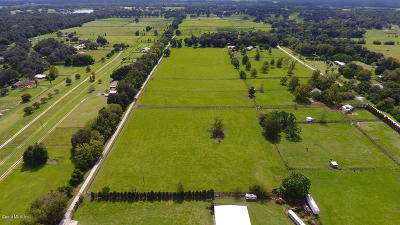 Summereffield, Summerfield, Summerfield Fl, Summerfiled Farm For Sale: 5800 SE 145th