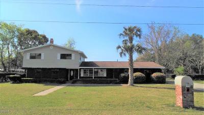 Ocala Single Family Home For Sale: 2110 SW 5th Street