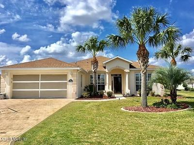 Ocala FL Single Family Home For Sale: $237,900
