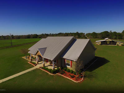 Dunnellon Farm For Sale: 2700 SW 210th Avenue