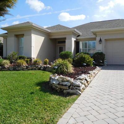 Summerfield FL Single Family Home For Sale: $269,000