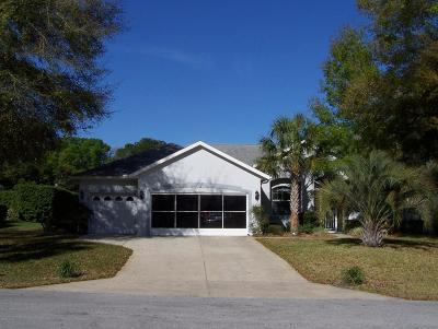 Dunnellon Single Family Home For Sale: 19253 SW 96th Loop