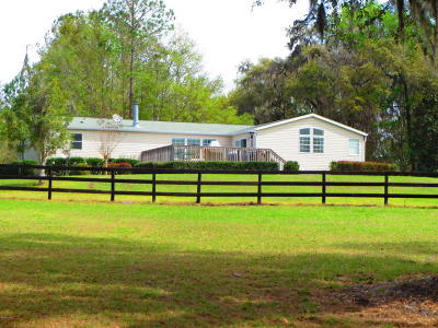 Ocala Farm For Sale: 8375 NW 118th Terrace