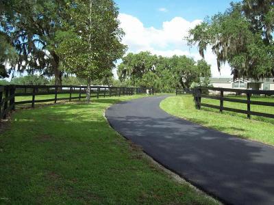 Ocala Farm For Sale: 13799 N Us Highway 27