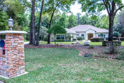 Dunnellon Single Family Home For Sale: 9790 SW 188th Terrace