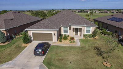 Stone Creek Single Family Home For Sale: 9539 SW 70th Loop