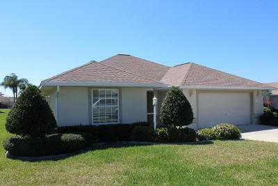 Summerfield FL Single Family Home For Sale: $199,000