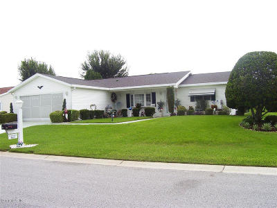 Spruce Creek So Single Family Home For Sale: 9637 SE 173 Lane
