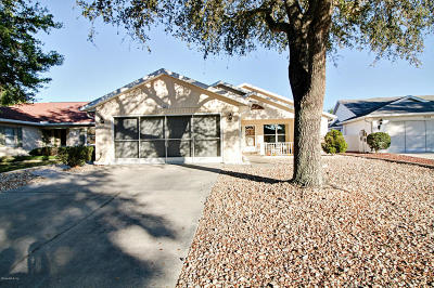 Single Family Home Sold: 9262 SW 91st Circle