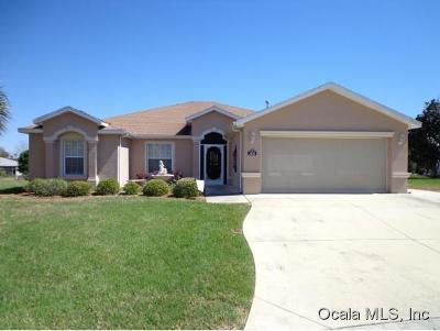 Ocala FL Single Family Home For Sale: $248,000