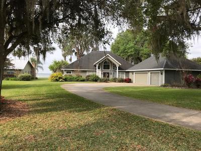 Ocklawaha FL Single Family Home For Sale: $849,900