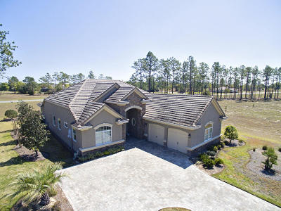Dunnellon Single Family Home For Sale: 7745 SW 180th Circle