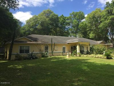 Ocala Single Family Home For Sale: 1706 NW 27 Ave