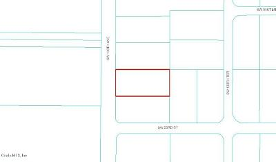 Dunnellon Residential Lots & Land For Sale: SW 140th Avenue