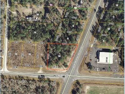 Levy County Residential Lots & Land For Sale: SE Hwy 121