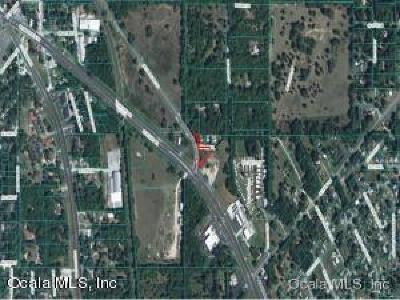 Belleview Residential Lots & Land For Sale: 11567 SE Us Hwy 441