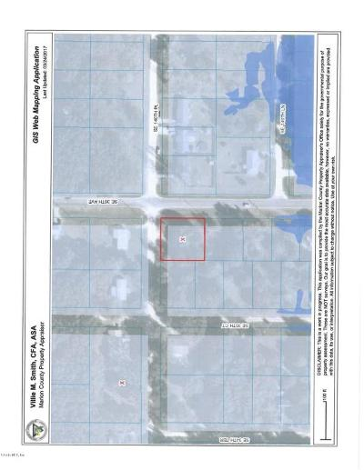 Summerfield Residential Lots & Land For Sale: SE 36th Ave