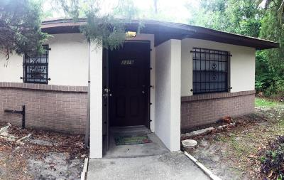 Gainesville Condo/Townhouse For Sale: 3319 NW 21st Drive